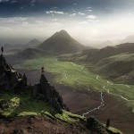 Góry Islandii (fot. Max Rive)