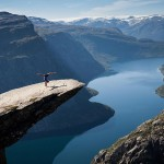 Fiordy Norwegii, Trolltunga Rock (fot. Alex Emanuel Koch)