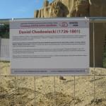 Informacja o D. Chodowieckim
