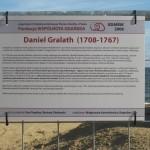 Informacja o D. Gralath