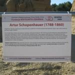 Informacja o A. Schopenhauerze
