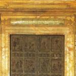 Widok ogólny Drzwi Świętych