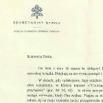 13. List z Sekretariatu Stanu, z 21.04.2005 r.