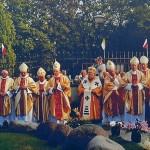 Pielgrzymka Episkopatu Polski