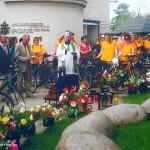 Rajd rowerowy im. 108 Męczenników do grobu ks. Jerzego Popiełuszki