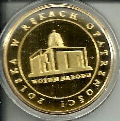 Medal WYBÓR PAPIEŻA JANA PAWŁA II 19780002