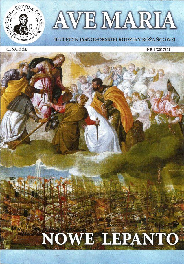 BIULETYN JSNOGÓRSKIEJ RODZINY RÓŻAŃCOWEJ NR 1-2017-(3)