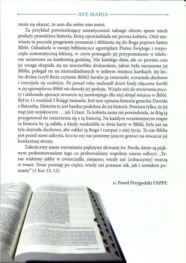 Jak czytać Pismo Świete - 3