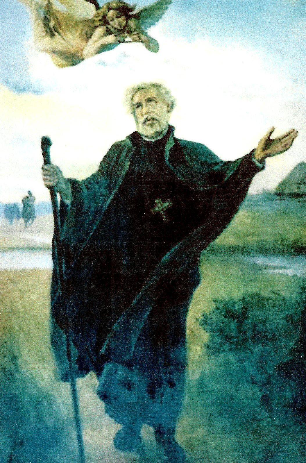 ZDJĘCIE - św. Andrzej Bobola