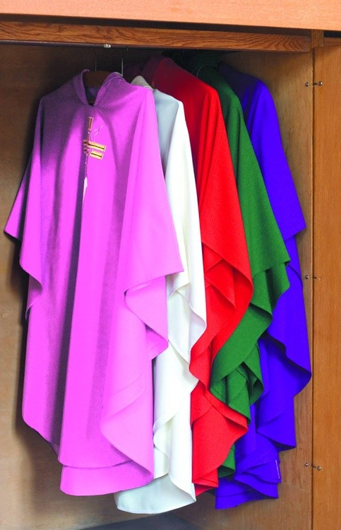kolory liturgiczne
