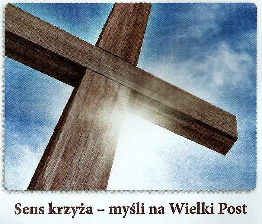 sens krzyża