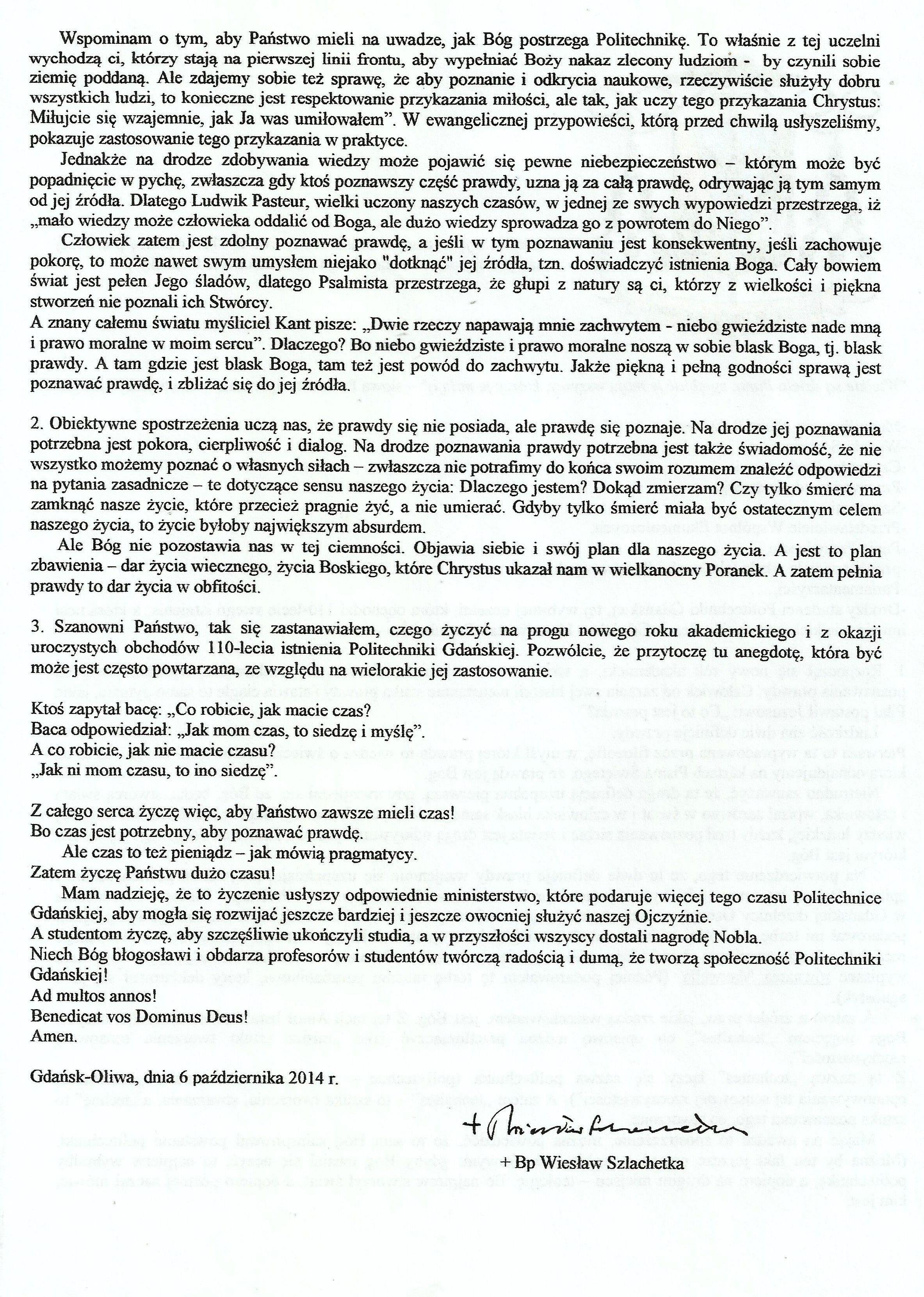 CO TO JEST PRAWDA - bp Wiesław Szlachetka0002