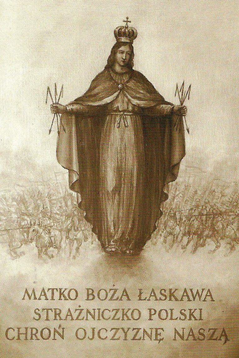 MATKA BOŻA ŁASKAWA ...