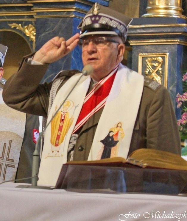 Ks. Stanisław Rospondek - gen. dywizji