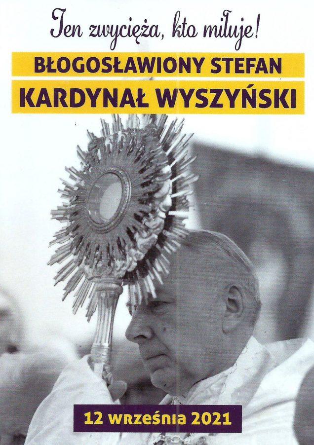 fotka bł. Stefana kard. Wyszyńskiego